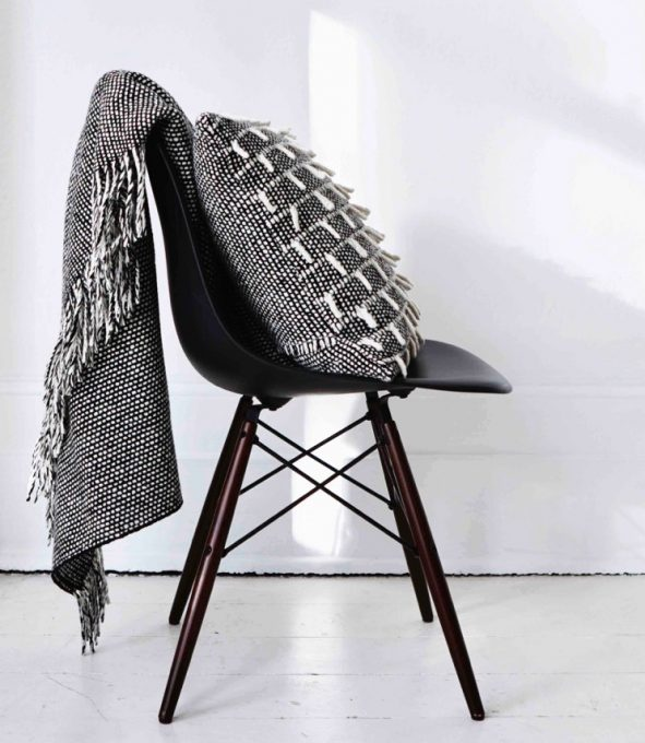 Mourne Textiles Eames chair 168kb