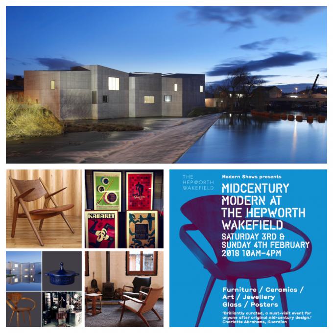 Hepworth Press with flyer