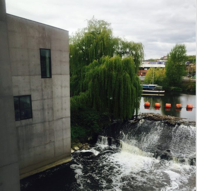 Hepworth wakefield rushing water pic lo res Press