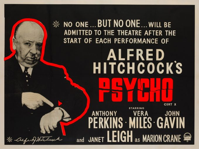 Psycho-1960-UK-Quad-Style-B-film-movie-poster