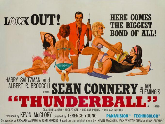 Thunderball-1965-UK-Quad-film-movie-poster