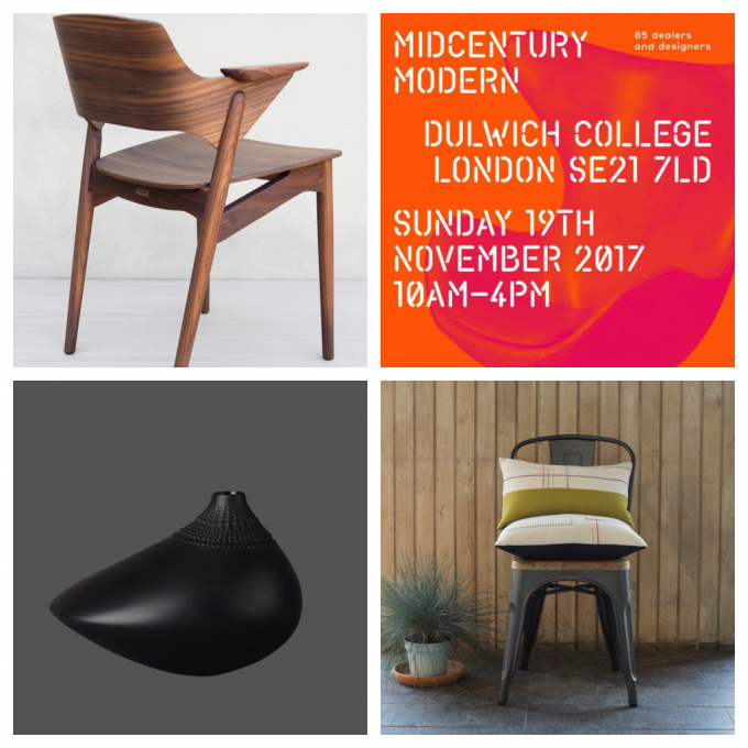 Midcentury Modern November diptic 2
